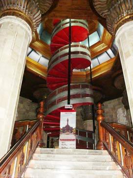 Identifikasi Objek Wisata Monumen Bajra Sandhi Bagian Dikelilingi Jendela Kita