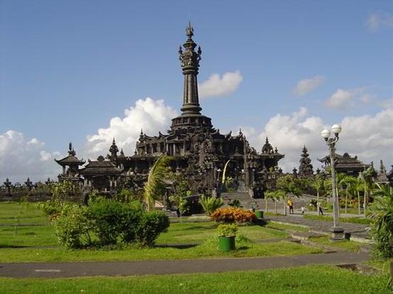 Info Bali Wong Solo Wisata Monumen Bajra Sandhi Renon Kota