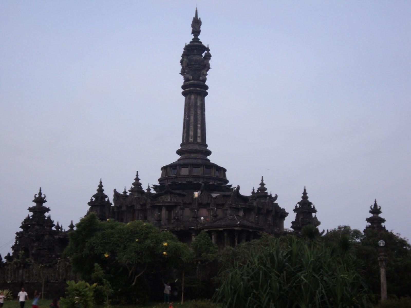 Kota Denpasar Puputan Renon Pengalaman Pariwisata Ya Dear Menuju Salah