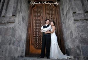 Lokasi Foto Pre Wedding Bajra Sandhi Renon Yande Photography Bali