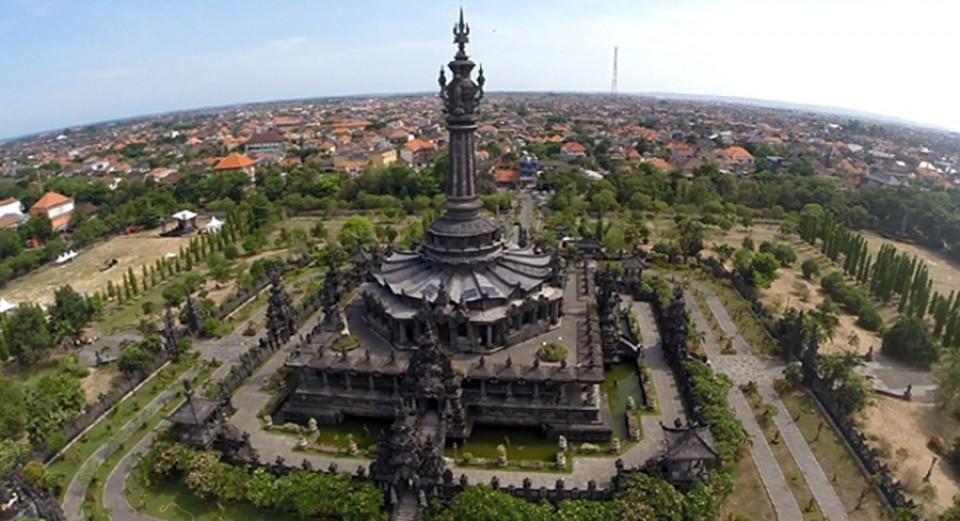Monumen Bajra Sandhi Simbol Perjuangan Rakyat Bali Bobo Id Renon