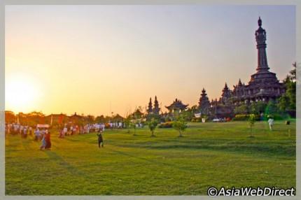 Monumen Bajra Sandhi Simbol Perjuangan Rakyat Bali Bobo Id Taman