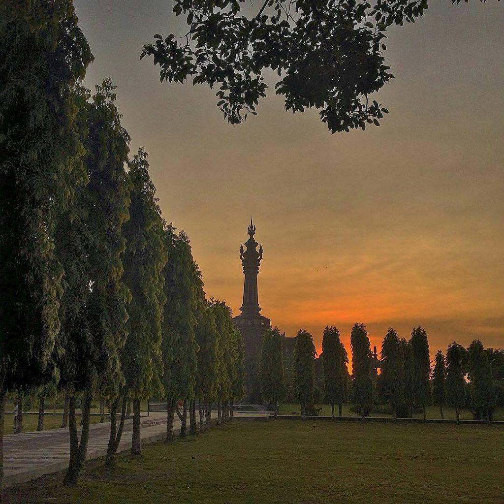 Monumen Bajra Sandhi Wisata Edukasi Sejarah Perjuangan Rakyat Bali 2