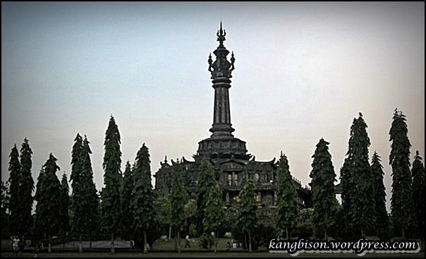Museum Bajra Sandi Renon Lapangan Niti Mandala Denpasar Gambar Sandhi