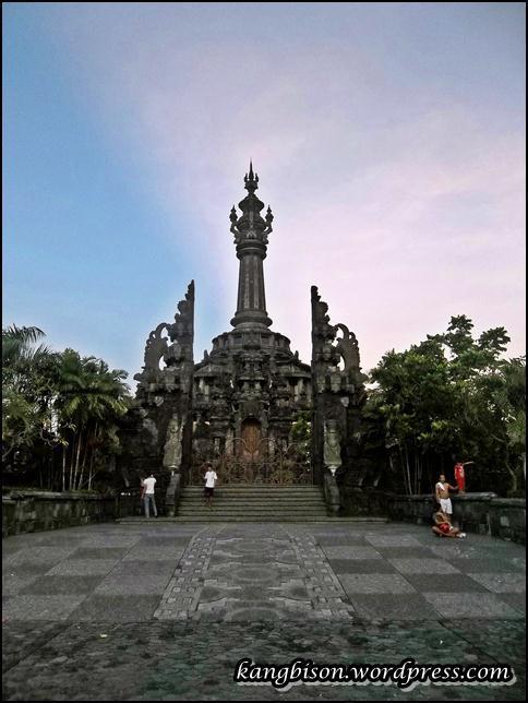 Museum Bajra Sandi Renon Lapangan Niti Mandala Denpasar Sandhi Kota