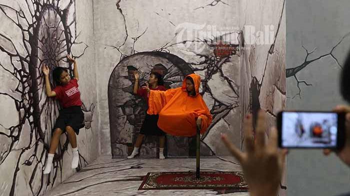 Parade Foto 3d Keren Denpasar Loh Nih Daftar Tiket Masuknya