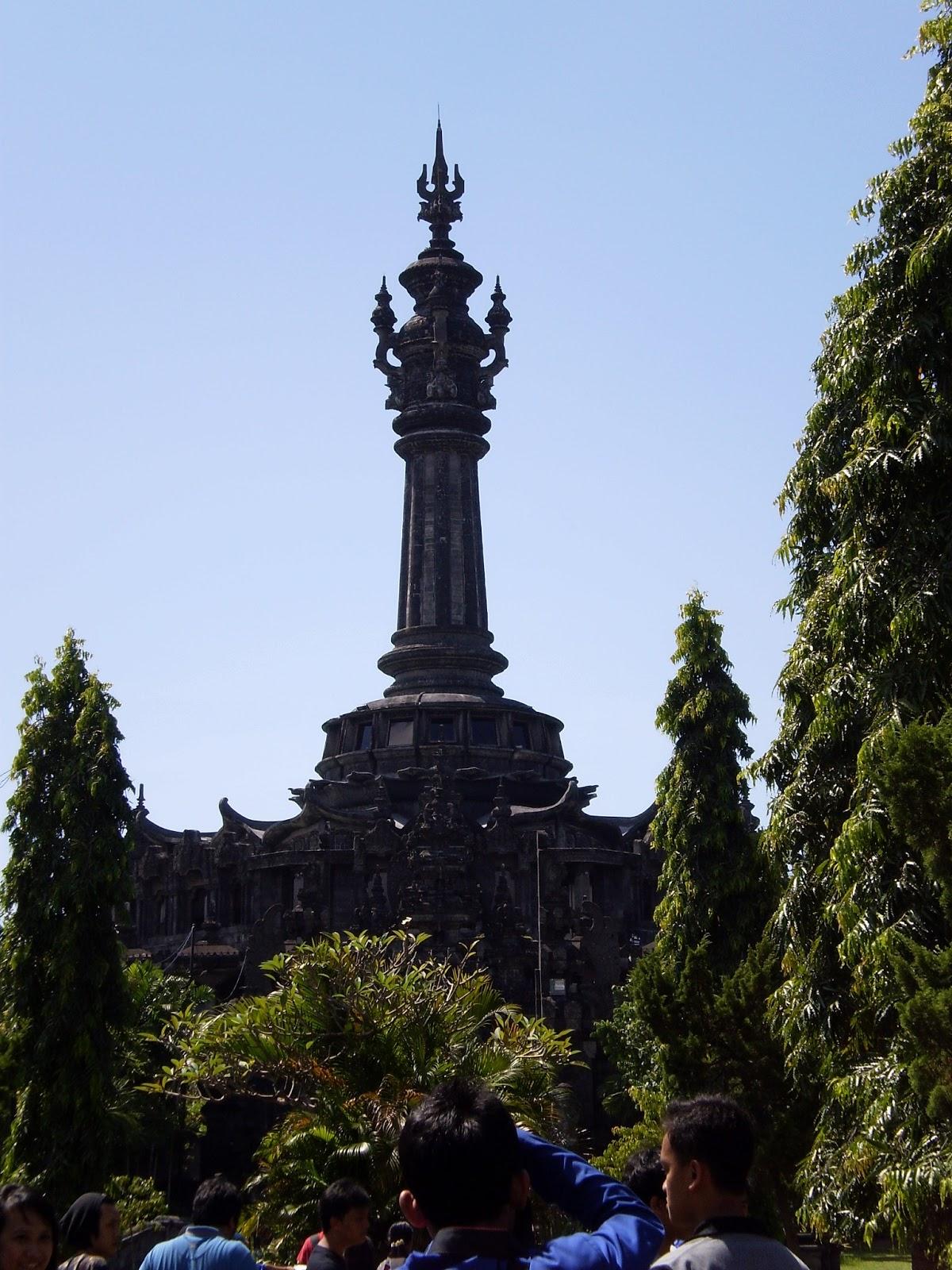 Pecidasase Menjelajah Bajra Sandi Monumen Perjuangan Rakyat Bali Terletak Renon