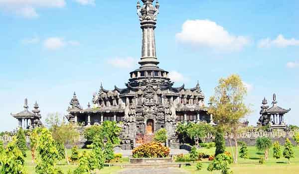 Tempat Wisata Denpasar Bali Patut Kunjungi Bajra Sandhi Renon Kota