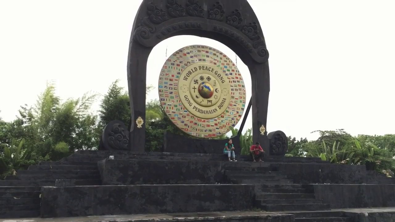Desa Budaya Kertalangu Denpasar Bali Youtube Kota