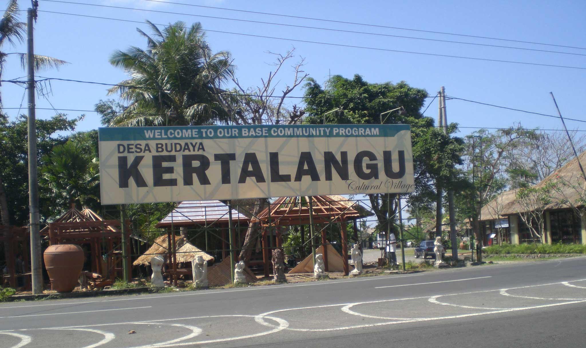 Desa Budaya Kertalangu Wisata Alami Dekat Kota Denpasar
