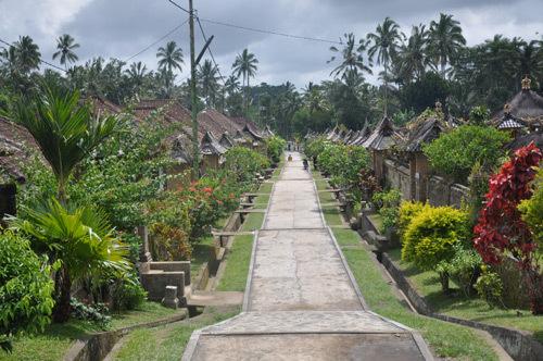Desa Budaya Panglipuran Bali Silviayoestizahoney Blog Kertalangu Kota Denpasar