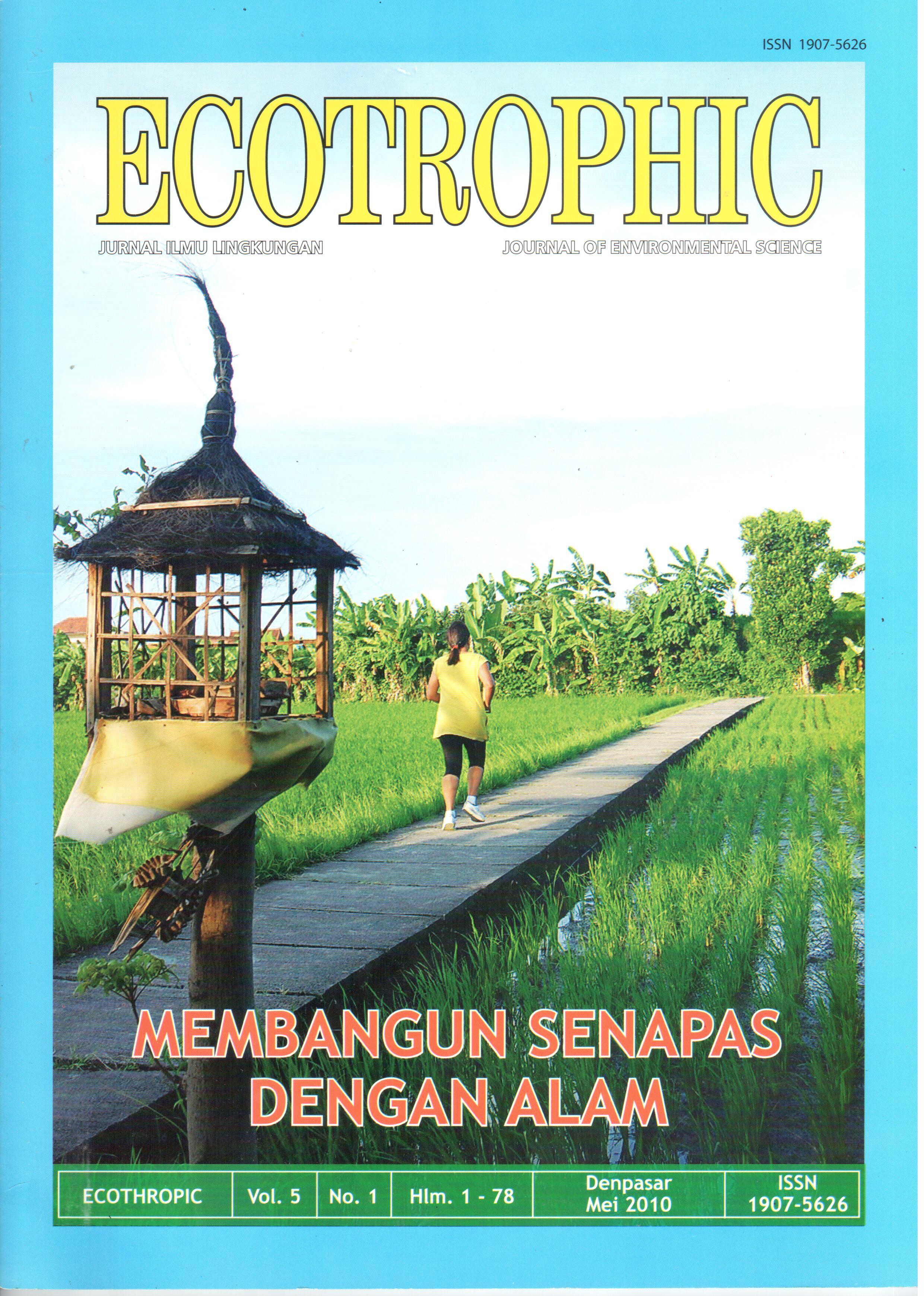 Evaluasi Pengembangan Ekowisata Desa Budaya Kertalangu Kesiman Kota Denpasar Ecotrophic