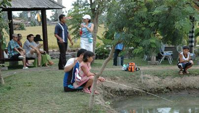 Mancing Desa Budaya Kertalangu Bali Panduan Wisata Keliling Dunia Kota
