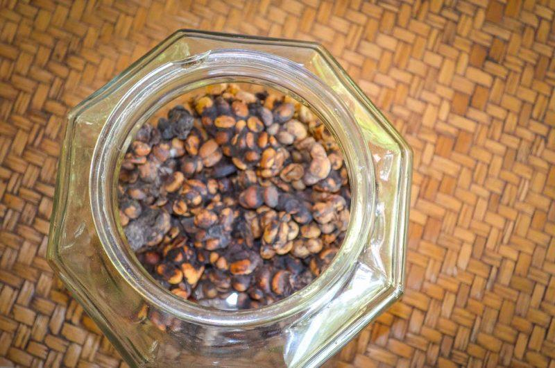 Bali Kopi Luwak Coffee Indonesian Stamped Fresh Beans Kebun Kota