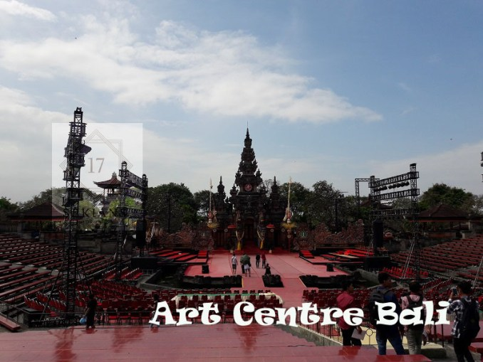 10 Objek Wisata Menarik Keren Denpasar Bali Art Centre Taman