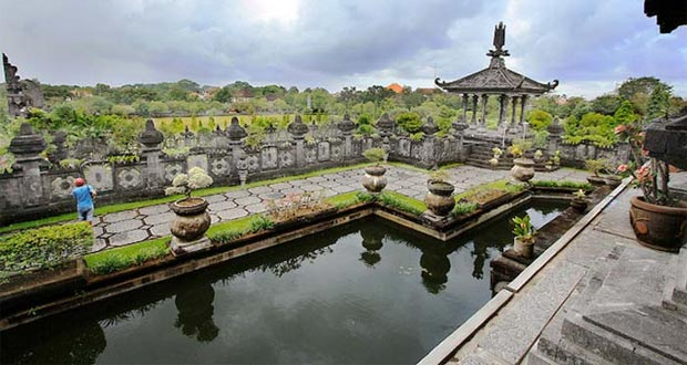 10 Tempat Wisata Denpasar Bali Menarik Terkenal Bajra Sandhi Renon