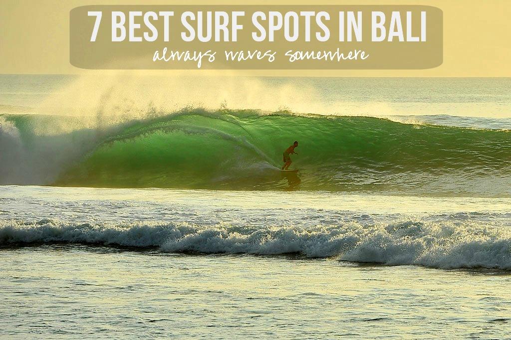 7 Lokasi Surfing Terbaik Bali Kura Guide 2015 11 30