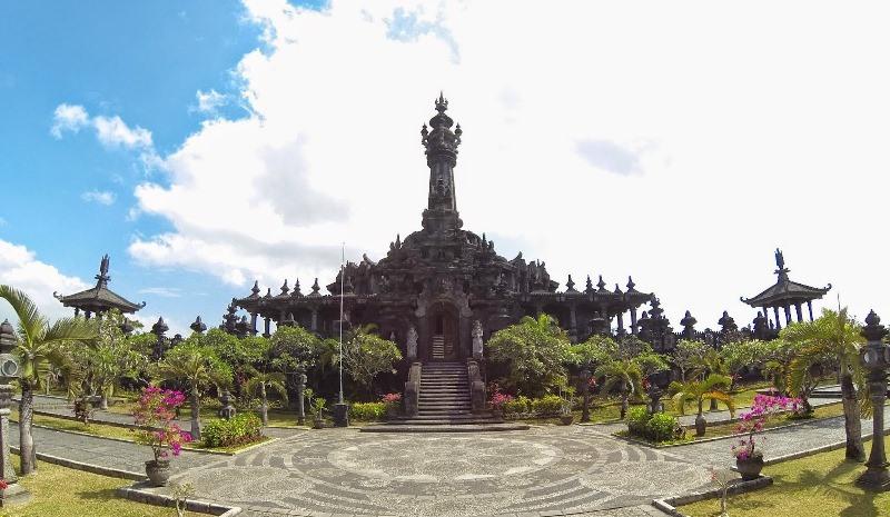 Denpasar Tips Wisata Sebuah Monumen Berada Jantung Kota Tempatnya Daerah