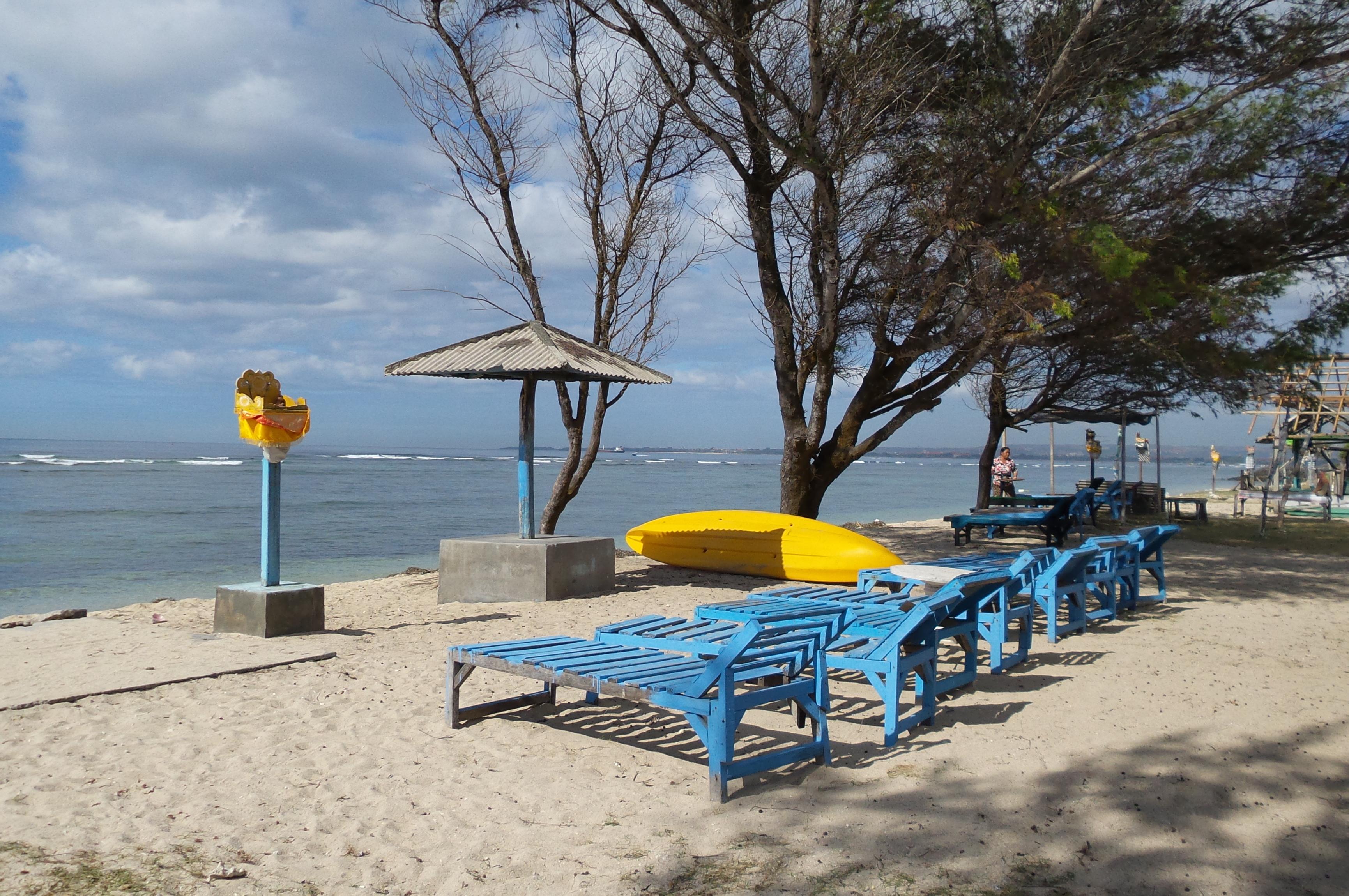 Pulau Serangan Bali Kura Guide Mungkin Mendengar Sebagai Penyu Rumah