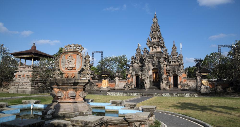 23 Denpasar Bali Museum Kota