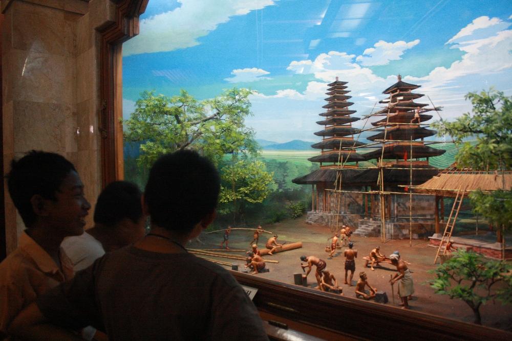 Bajra Sandhi Monument Bali Travel People Independent Denpasar Center Museum