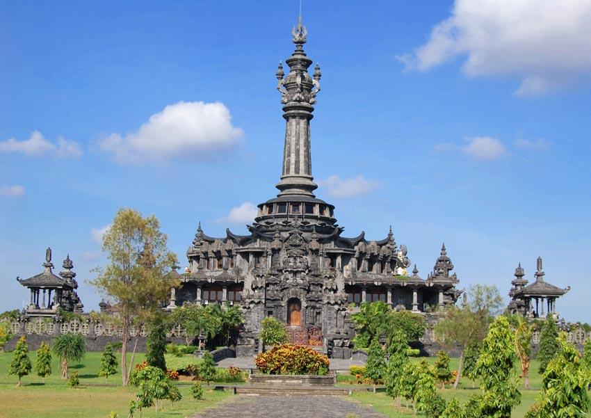Bajra Sandhi Museum Bali Attraction Indonesia Justgola Swaratours Denpasar Kota