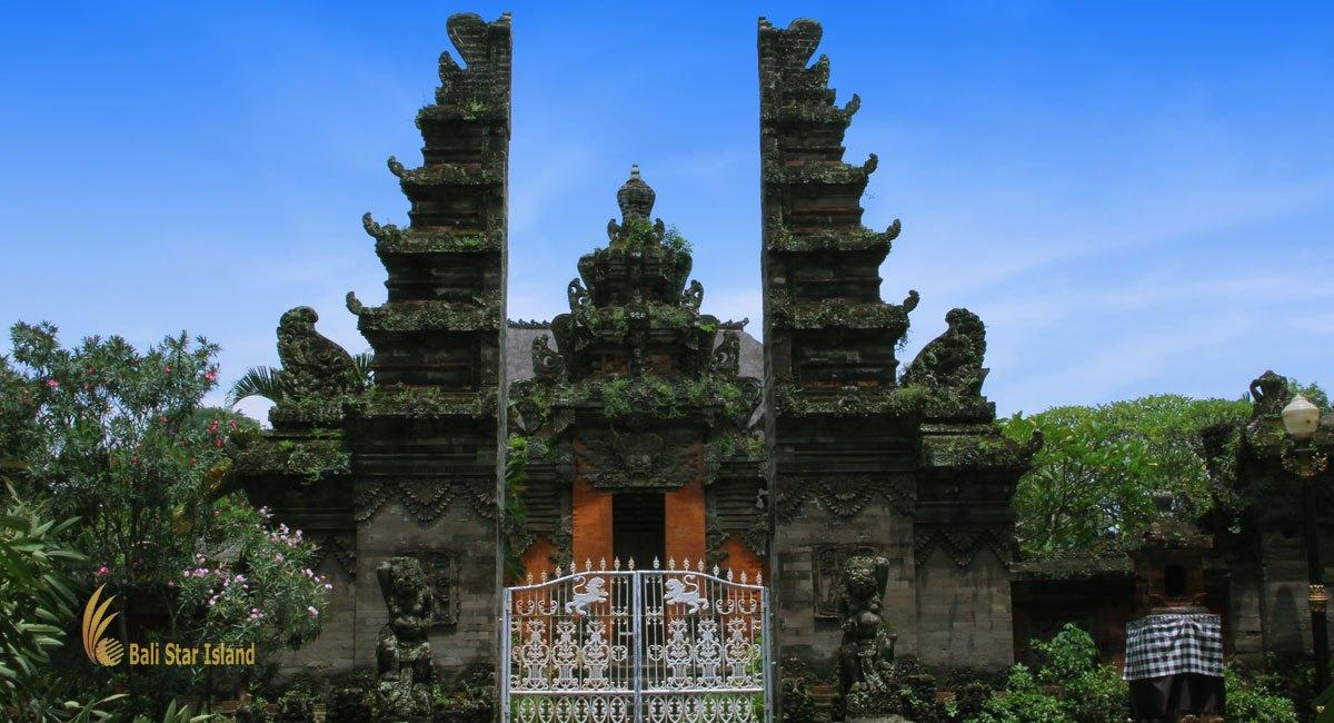 Bali Museum Denpasar Places Interest Kota