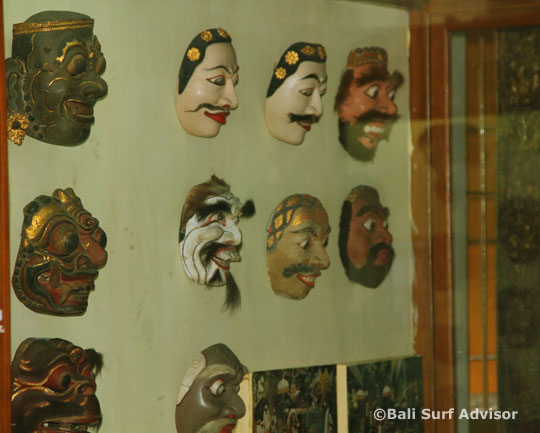 Bali Museum Topeng Mask Denpasar Places Interest Kota