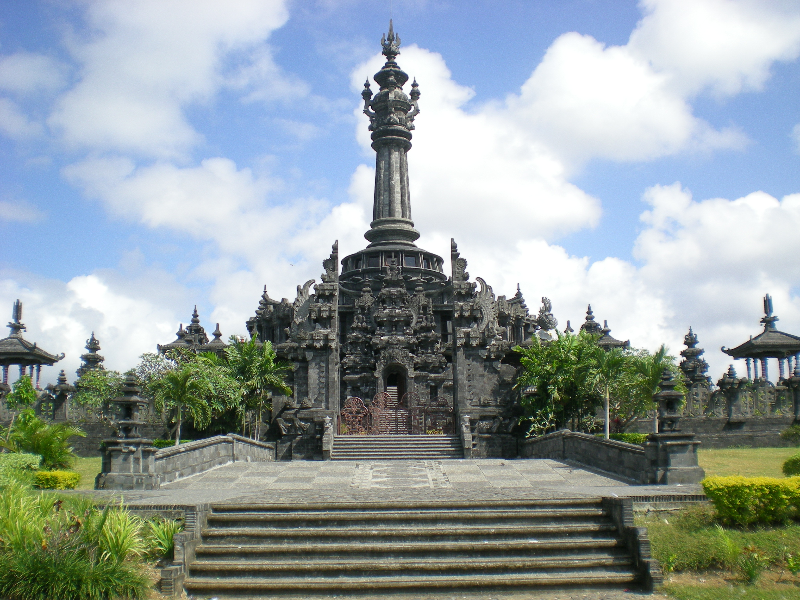 Day Denpasar Tanah Lot Bali Guide Bajra Sandhi Museum Kota