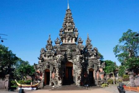 Denpasar City Tour Bali Trekking Museum Kota
