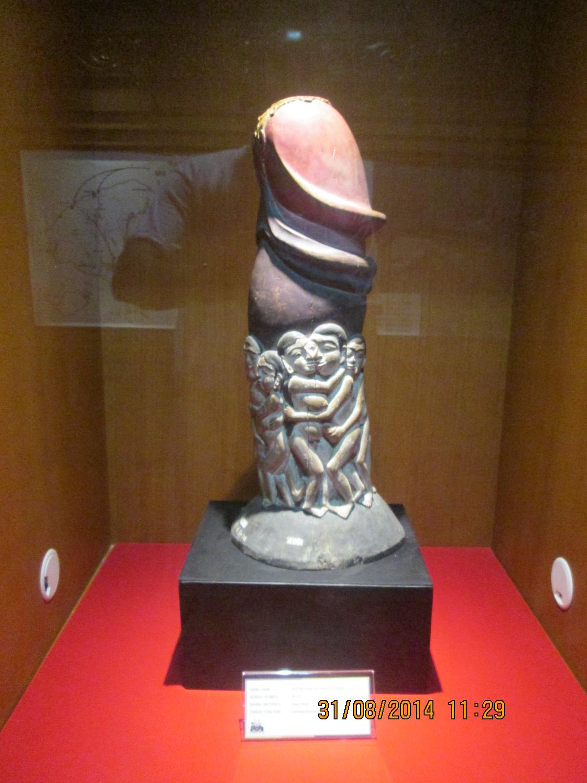 File Human Penis Bali Museum Denpasar Jpg Wikimedia Commons Kota