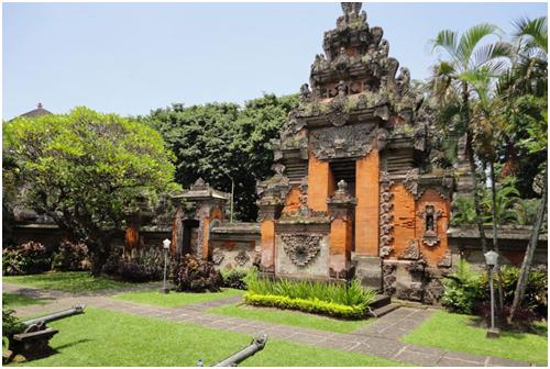Museum Bali Hidden Paradise Island Objek Wisata Salah Satu Gedung