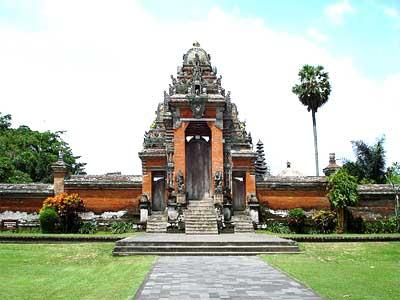 Museum Manusa Yadnya Mengwi Badung Bali Denpasar Kota