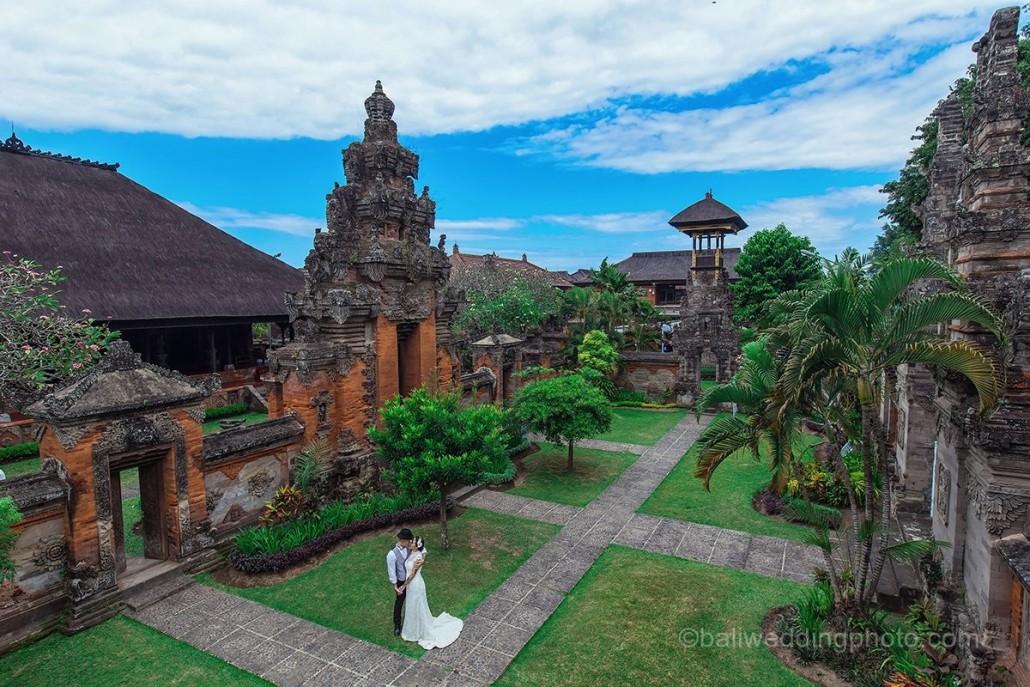 Popular Bali Pre Wedding Location Continues Museum Denpasar Kota