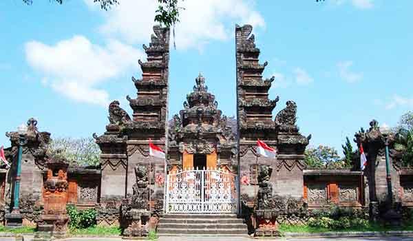 Tempat Wisata Denpasar Bali Patut Kunjungi Museum Kota