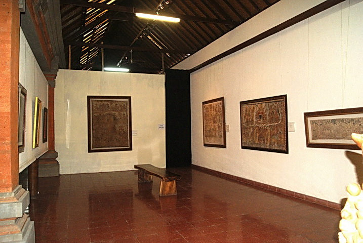 Belajar Seni Museum Sidik Jari Wisata Bali Berawal Ketidaksengajaan Mengerjakan