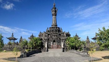 Fingerprint Painting Art Gallery Denpasar Famous Balinese Artists Bajra Sandhi