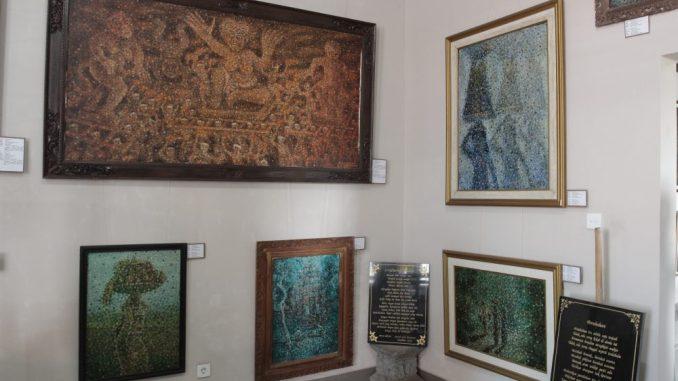 Mengenal Lebih Dekat Museum Lukisan Sidik Jari Ngurah Gede Pemecutan
