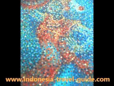 Museum Lukisan Sidik Jari Denpasar Bali Youtube Kota