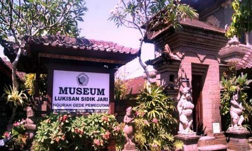 Museum Lukisan Sidik Jari Denpasarkota Id Denpasar Kota