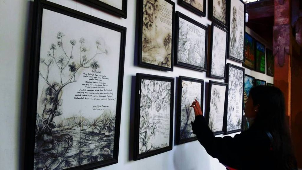 Museum Lukisan Sidik Jari Wisata Edukasi Unik Denpasar 2 1024x576