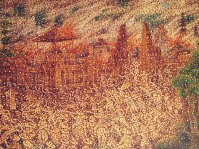 Museum Sidik Jari Denpasar Koleksi Lukisan Kota