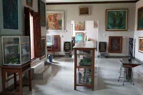 Museum Sidik Jari Denpasar Ruang Lukisan Info Tempat Wisata Indonesia