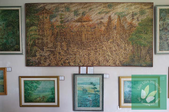 Sidik Jari Museum Pesona Denpasar Lukisan Kota