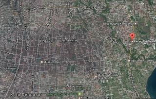 Daya Tarik Objek Wisata Patung Titi Banda Denpasar Bali Dapur