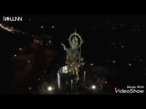 Dji Phantom 3 Patung Titi Banda Bali Youtube Kota Denpasar