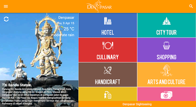Download Denpasar Sightseeing Apk Latest Version App Android Devices Poster