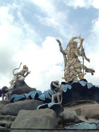Patung Titi Banda Denpasar Bild Von Statue Kota