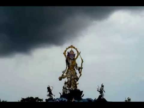 Patung Titi Banda Hyperlapse Youtube Kota Denpasar