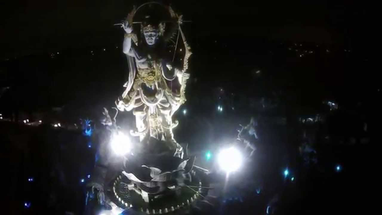 Patung Titi Banda Icon Denpasar Kota Youtube